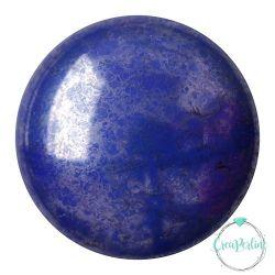 Cabochon par Puca® Opaque Dark Sapphire Silver Coated Confezione da 1 Pz