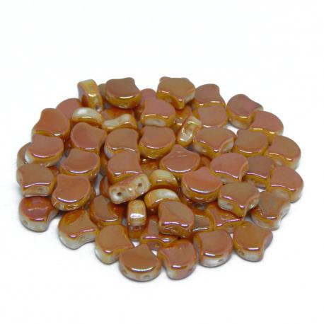 Perline Ginko Chalk Full Apricot 5gr