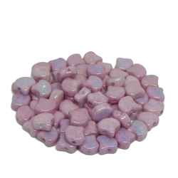 Perline Ginko Chalk Lilac Luster 5gr