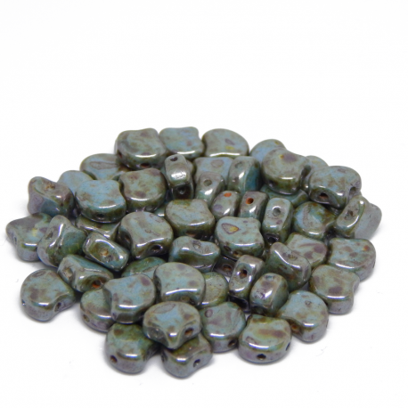 Perline Ginko Chalk Lazure Blue 5gr