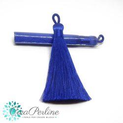 Nappina in  Poliestere 8 cm Colore Blu Royal