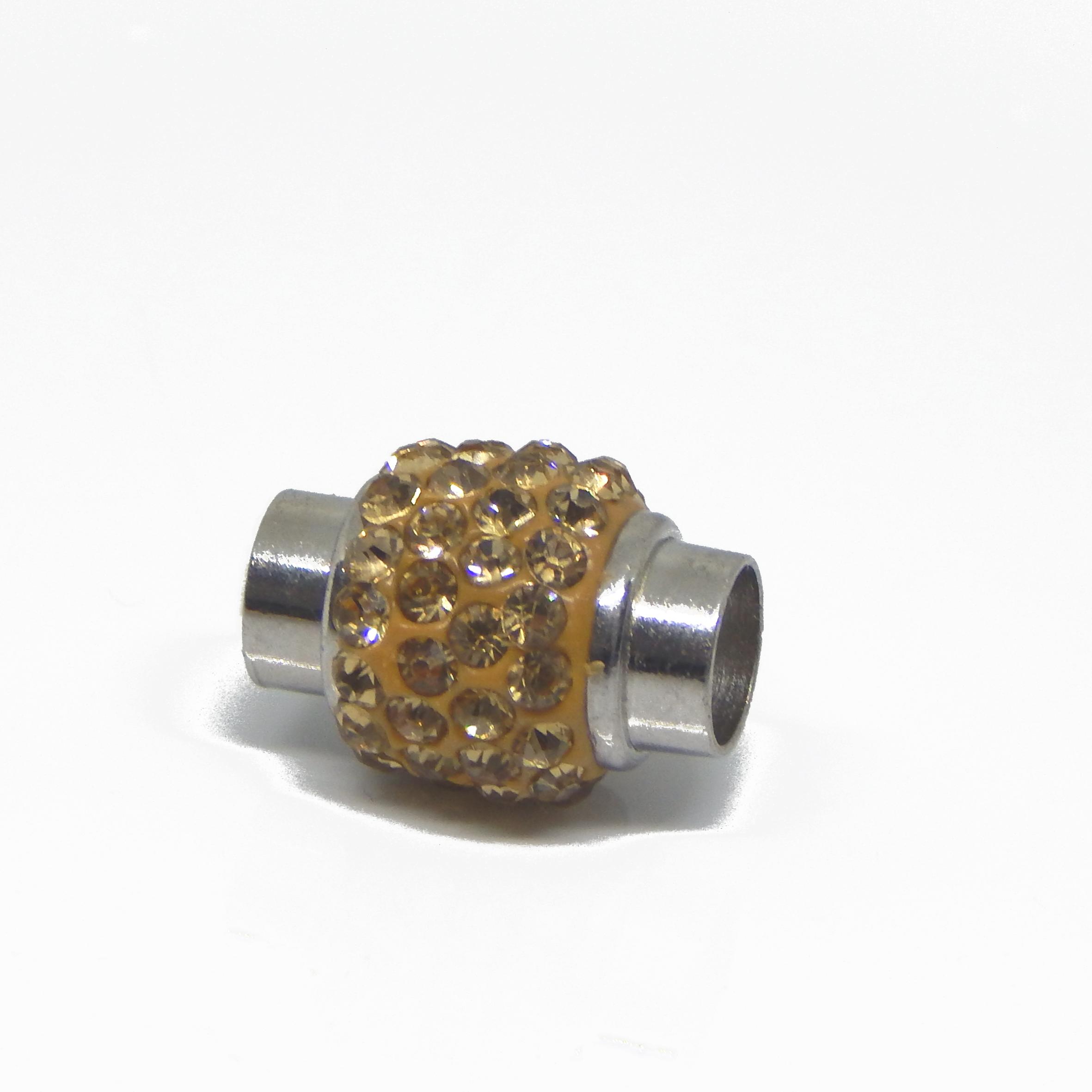 5.ZERO /® 1 Pezzo Cartina Hotfix termoadesivo strass colore cristallo mm 30x30