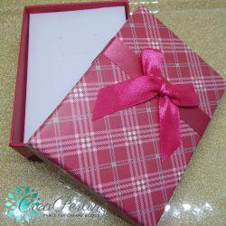 Scatola confezione regalo Scacchi Panna 9,7X7x3 cm