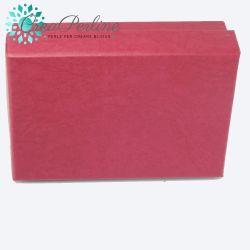 Scatola confezione regalo Rosso 9,7x7x3 cm