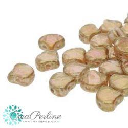 Perline Ginko Cryatal Gleam lila Glaze 5gr