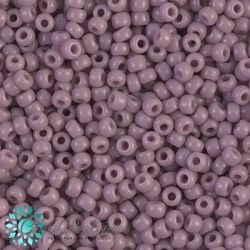 Perline Rocaille Miyuki 8/0 Opaque Mauve