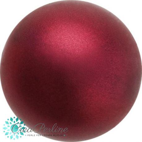 Perle Preciosa Maxima 4 mm colore Pearl Bordeaux  20 Pezzi