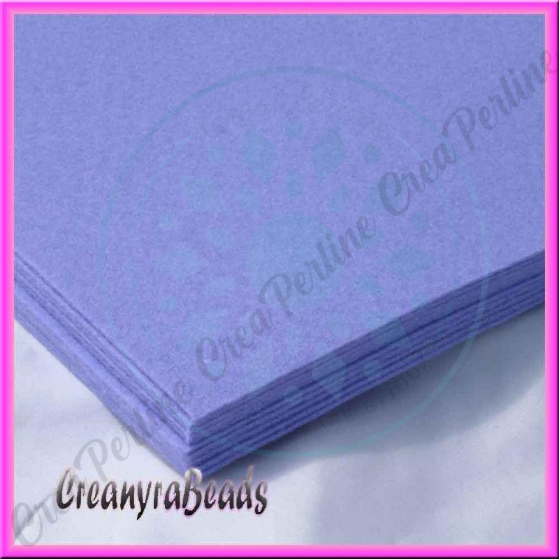 Foglio in feltro lilla 30x30 mm spessore 2 mm - Piastrelle spessore 2 mm ...