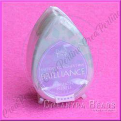 Tampone inchiostro Brillance bd-36 Purple pearlescent
