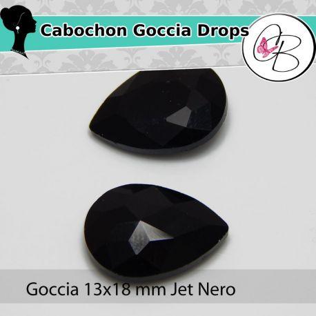 Cabochon Goccia Drops 13x18 mm