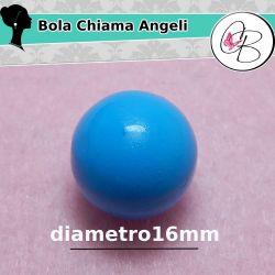 Bola per Gabbia Chiama angeli Azzurro 16mm
