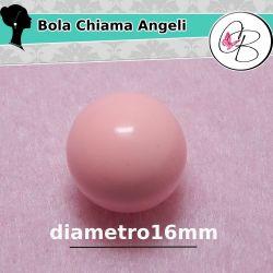 Bola per Gabbia Chiama angeli Rosa16mm