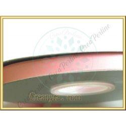 1 Mt Nastro doppio raso rosa 150 10 mm
