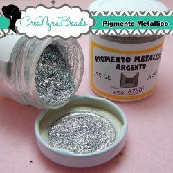 Pigmento metallico  Argento 25 ML - PROCHIMA