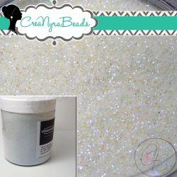GLITTER 008 PROCHIMA PRO-424 WHITE PURPLE 10 grammi PER RESINE