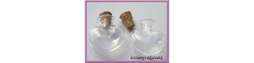 Bottigliette in vetro