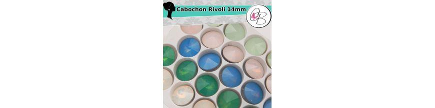 Cabochon Rivoli 14 mm