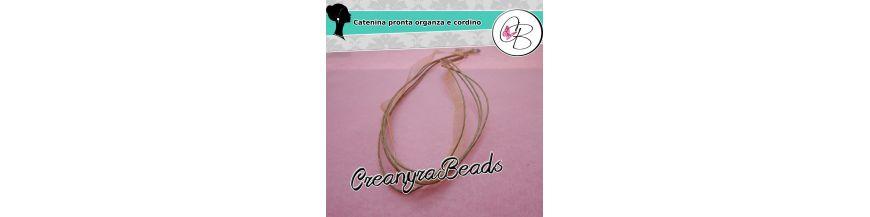 Catenine Tessuto - Gomma - Pelle sintetica - Alcantara