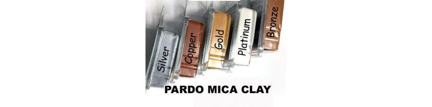 Pardo Mica Clay