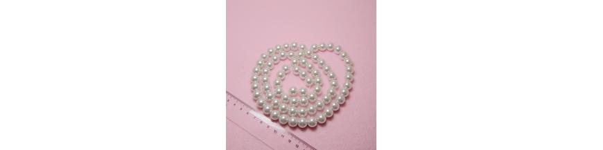 Perle in vetro cerato 12 mm